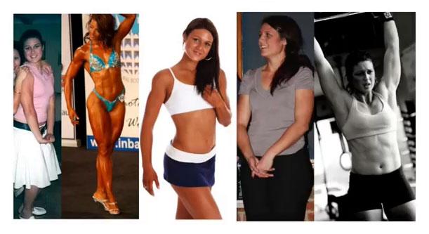 Do you wish you were as skinny as when you thought you were fat?