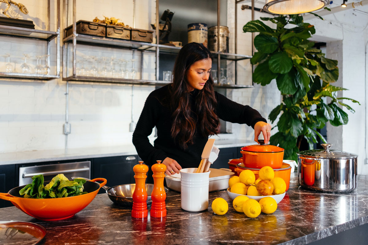How to Eat for Weight Loss by Mastering the Kitchen